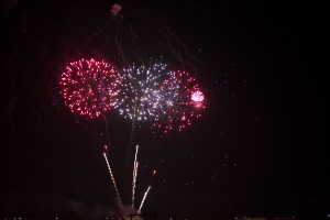 State Fair Grounds Fireworks