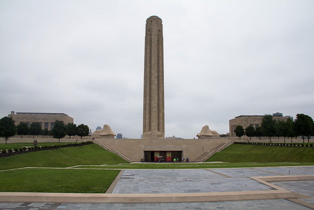 National WWI Memorial in Kansas City