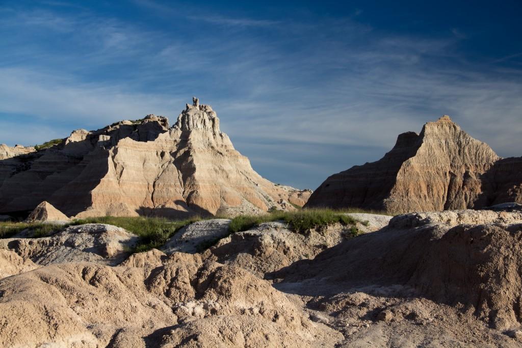 Bad Lands National Park in South Dakota
